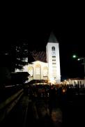 Medjugorje, Capodanno 2016: Chiesa di San Giacomo (7) - Foto di Sardegna Terra di Pace – Tutti i diritti riservati