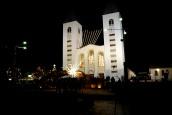 Medjugorje, Capodanno 2016: Chiesa di San Giacomo (9): Foto di Sardegna Terra di Pace – Tutti i diritti riservati