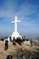 Medjugorje, Capodanno 2016: Croce sul Krizevac (2): Foto di Sardegna Terra di Pace – Tutti i diritti riservati