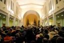 Medjugorje, Capodanno 2016: Interno della Chiesa di San Giacomo - Foto di Sardegna Terra di Pace – Tutti i diritti riservati