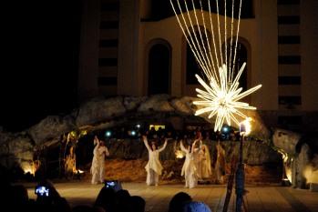 Medjugorje, Capodanno 2016: Musical Presepe vivente (3): Foto di Sardegna Terra di Pace – Tutti i diritti riservati