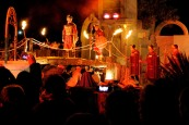 Medjugorje, Capodanno 2016: Musical Presepe vivente (7): Foto di Sardegna Terra di Pace – Tutti i diritti riservati
