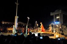 Medjugorje, Capodanno 2016: Musical Presepe vivente (5): Foto di Sardegna Terra di Pace – Tutti i diritti riservati