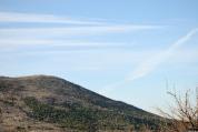 Medjugorje, Capodanno 2016: Il monte Krizevac dal Podbrdo - Foto di Sardegna Terra di Pace – Tutti i diritti riservati