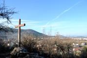 Medjugorje, Capodanno 2016: Croce del 26 al Podbrdo - Foto di Sardegna Terra di Pace – Tutti i diritti riservati