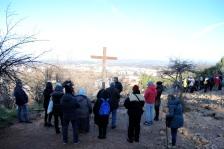 Medjugorje, Capodanno 2016: Croce del 26 sul Podbrdo - Foto di Sardegna Terra di Pace – Tutti i diritti riservati