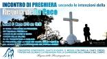 Locandina Incontro di Preghiera Settimanale del 21 marzo 2016
