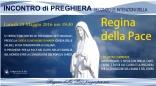 Locandina Incontro di Preghiera Settimanale del 23 Maggio 2016