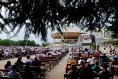 Medjugorje, Anniversario Apparizioni 2016: Altare esterno (10) – Foto di Sardegna Terra di pace – Tutti i diritti riservati