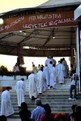 Medjugorje, Anniversario Apparizioni 2016: Altare esterno (3) – Foto di Sardegna Terra di pace – Tutti i diritti riservati