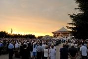 Medjugorje, Anniversario Apparizioni 2016: Altare esterno (5) – Foto di Sardegna Terra di pace – Tutti i diritti riservati