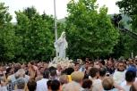 Medjugorje, Anniversario Apparizioni 2016: Processione (3) – Foto di Sardegna Terra di pace – Tutti i diritti riservati