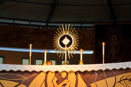 Medjugorje, Anniversario Apparizioni 2016: Santissimo Sacramento – Foto di Sardegna Terra di pace – Tutti i diritti riservati
