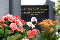 Medjugorje, Anniversario Apparizioni 2016: Tomba di padre Slavko – Foto di Sardegna Terra di pace – Tutti i diritti riservati