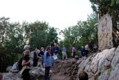 Medjugorje, Anniversario Apparizioni 2016: Via Crucis sul monte Krizevac – Foto di Sardegna Terra di pace – Tutti i diritti riservati
