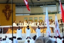 Medjugorje, Mladifest 2016: Altare esterno (5) – Foto di Sardegna Terra di pace – Tutti i diritti riservati