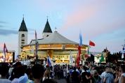 Medjugorje, Mladifest 2016: Altare esterno (7) – Foto di Sardegna Terra di pace – Tutti i diritti riservati