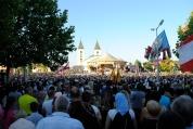 Medjugorje, Mladifest 2016: Altare esterno (8) – Foto di Sardegna Terra di pace – Tutti i diritti riservati