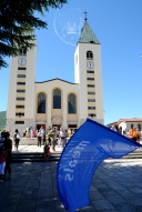 Medjugorje, Mladifest 2016: Chiesa San Giacomo Apostolo (3) – Foto di Sardegna Terra di pace – Tutti i diritti riservati