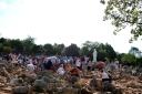 Medjugorje, Mladifest 2016: Collina delle apparizioni (2) – Foto di Sardegna Terra di pace – Tutti i diritti riservati