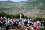 Medjugorje, Mladifest 2016: Collina delle apparizioni – Foto di Sardegna Terra di pace – Tutti i diritti riservati