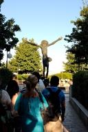 Medjugorje, Mladifest 2016: Il Cristo Risorto (2) – Foto di Sardegna Terra di pace – Tutti i diritti riservati