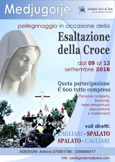 LocandinaPellegrinaggioMedjugorje-Esaltazione della croce 2016