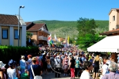 Medjugorje, Mladifest 2016: Pellegrini dopo l'apparizione del 2 – Foto di Sardegna Terra di pace – Tutti i diritti riservati