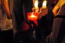 Medjugorje, Mladifest 2016: Preghiera con le candele – Foto di Sardegna Terra di pace – Tutti i diritti riservati