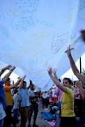 Medjugorje, Mladifest 2016: Preghiere dei pellegrini (6) – Foto di Sardegna Terra di pace – Tutti i diritti riservati