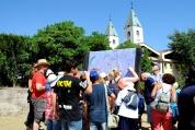 Medjugorje, Mladifest 2016: Preghiere dei pellegrini – Foto di Sardegna Terra di pace – Tutti i diritti riservati