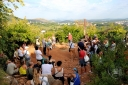 Medjugorje, Mladifest 2016: Preghiera presso la croce del 26 – Foto di Sardegna Terra di pace – Tutti i diritti riservati