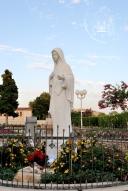 Medjugorje, Mladifest 2016: Statua Regina della Pace (3) – Foto di Sardegna Terra di pace – Tutti i diritti riservati