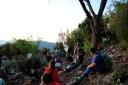Medjugorje, Mladifest 2016: Via Crucis salendo il Krizevac (2) – Foto di Sardegna Terra di pace – Tutti i diritti riservati