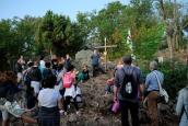 Medjugorje, Mladifest 2016: Via Crucis salendo il Krizevac – Foto di Sardegna Terra di pace – Tutti i diritti riservati