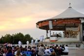 Medjugorje, Esaltazione della Croce 2016: Altare esterno (5) – Foto di Sardegna Terra di pace – Tutti i diritti riservati