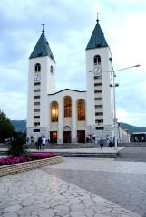 Medjugorje, Esaltazione della Croce 2016: Chiesa San Giacomo Aapostolo (2) – Foto di Sardegna Terra di pace – Tutti i diritti riservati