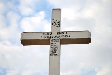 Medjugorje, Esaltazione della Croce 2016: Croce sul Krizevac (3) – Foto di Sardegna Terra di pace – Tutti i diritti riservati