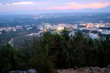 Medjugorje, Esaltazione della Croce 2016: Veduta dal Krizevac – Foto di Sardegna Terra di pace – Tutti i diritti riservati