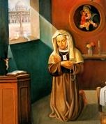 Ritratto della Venerabile Elisabetta Sanna