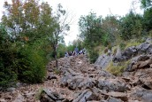 Medjugorje, Esaltazione della Croce 2016: Via crucis sul Krizevac (5) – Foto di Sardegna Terra di pace – Tutti i diritti riservati