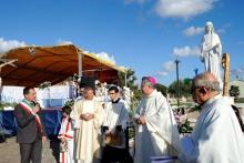 Saluto del Sindaco – Foto di Sardegna Terra di pace – Tutti i diritti riservati