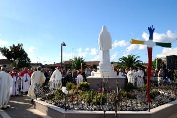 Conclusione del rito – Foto di Sardegna Terra di pace – Tutti i diritti riservati