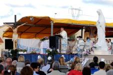 Momento della omelia del vescovo (2) – Foto di Sardegna Terra di pace – Tutti i diritti riservati
