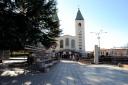 Medjugorje, Capodanno 2017: chiesa san Giacomo apostolo (3) – Foto di Sardegna Terra di pace – Tutti i diritti riservati