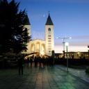 Medjugorje, Capodanno 2017: chiesa san Giacomo apostolo – Foto di Sardegna Terra di pace – Tutti i diritti riservati