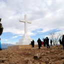 Medjugorje, Capodanno 2017: Croce sul Krizevac (3) – Foto di Sardegna Terra di pace – Tutti i diritti riservati