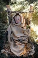 Medjugorje, Capodanno 2017: Gesù bambino – Foto di Sardegna Terra di pace – Tutti i diritti riservati