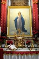 Roma, Capodanno 2017: Madonna del Miracolo – Foto di Sardegna Terra di pace – Tutti i diritti riservati