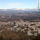 Medjugorje, Capodanno 2017: panorama dal Krizevac – Foto di Sardegna Terra di pace – Tutti i diritti riservati